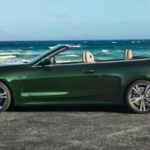 BMW 4 Series 2021 Convertible