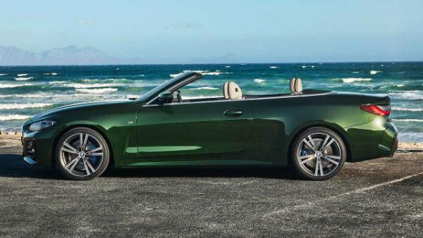 BMW 4 Series 2021 Convertible