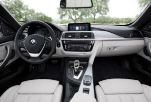 BMW 4 Series 2021 Interior