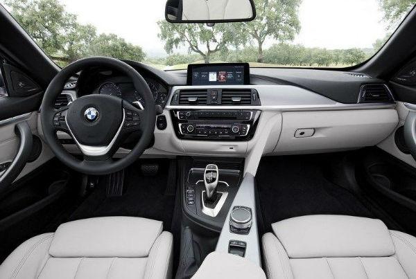 BMW 4 Series 2021 Interior