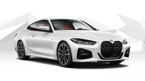 BMW 4 Series 2021 White