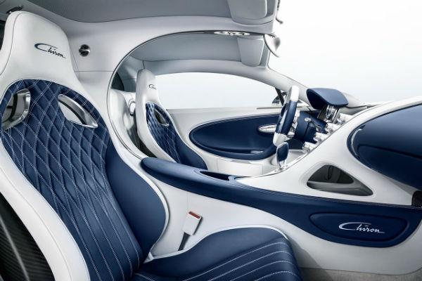 Bugatti Chiron 2021 Interior