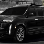 Cadillac Escalade 2021 Black