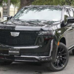 Cadillac Escalade 2021 Blacked Out