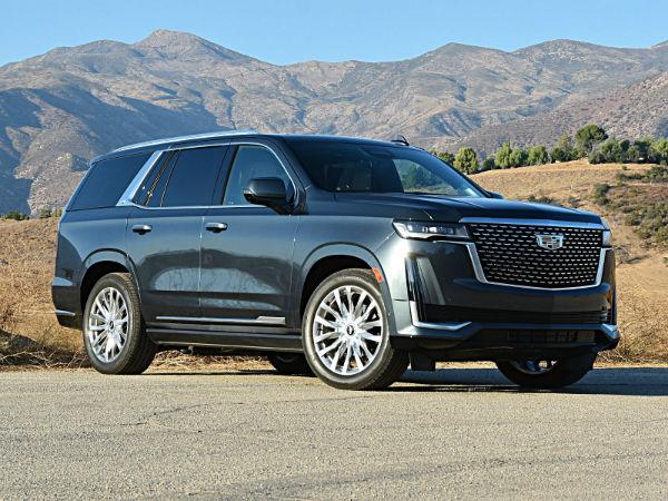 Cadillac Escalade 2021 ESV