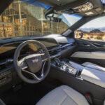 Cadillac Escalade 2021 Inside