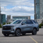 Chevrolet Tahoe 2021 RST