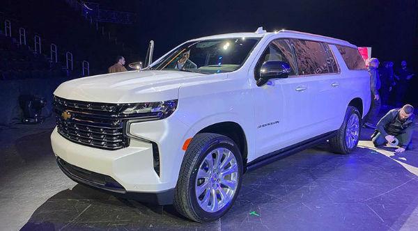 Chevrolet Tahoe 2021 UAE