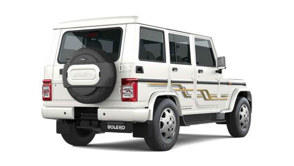 Mahindra Bolero 2021 India