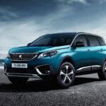 Peugeot 5008 Hybrid 2021