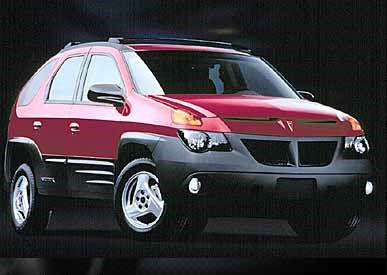 Pontiac 2021 Aztek