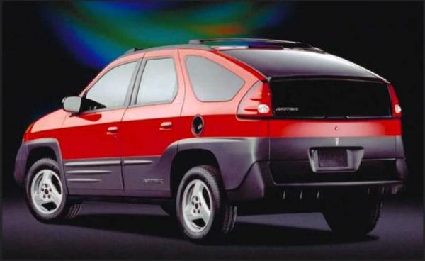 Pontiac Aztek 2021