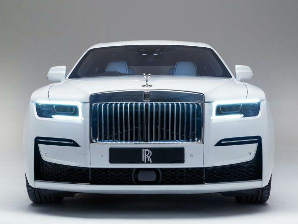 Rolls-Royce Phantom 2021 India