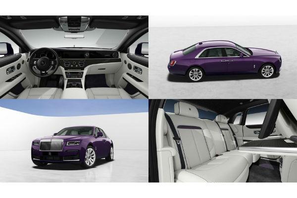 Rolls-Royce Phantom 2021 Inside