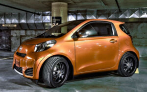 Scion iQ 2021 Mini Car