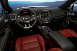 2021 Dodge Durango SRT Hellcat Interior