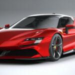 2021 Ferrari SF90 Stradale Coupe