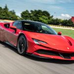 2021 Ferrari SF90 Stradale Sop Speed
