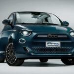 2021 Fiat 500 Canada