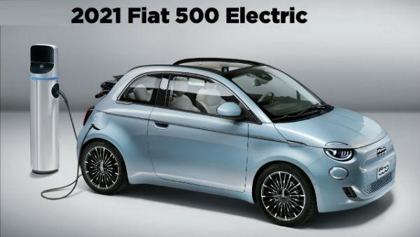 2021 Fiat 500 Electric