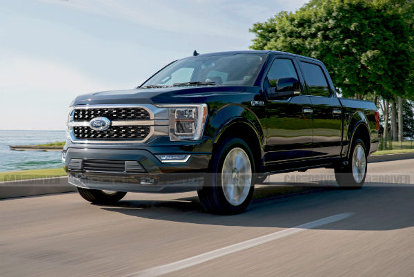 2021 Ford F150 Truck