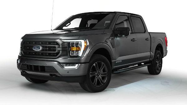 2021 Ford F150 XLT