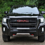 2021 GMC Yukon AT4 Black