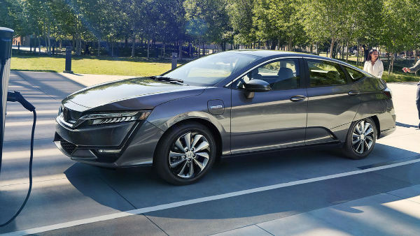 2021 Honda Clarity Electric