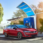 2021 Honda Clarity Fuel Cell
