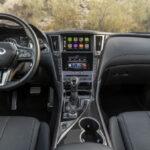 2021 Infiniti Q60 Interior