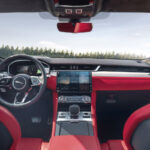 2021 Jaguar F-Type Interior