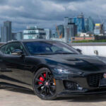 2021 Jaguar F-Type R Black