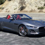 2021 Jaguar F-Type SVR Convertible