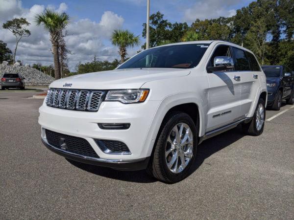 2021 Jeep Grand Cherokee 4WD
