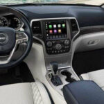 2021 Jeep Grand Cherokee Interior