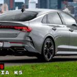 2021 Kia K5 GT-Line AWD
