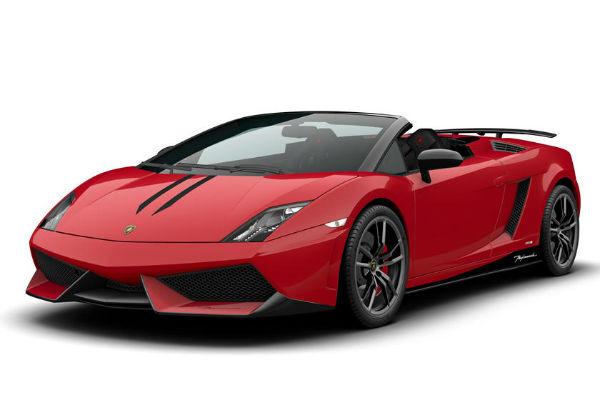 2021 Lamborghini Gallardo Spyder