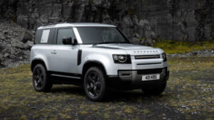 2021 Land Rover Defender 110