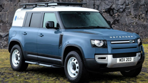 2021 Land Rover Defender 4 Door