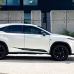 2021 Lexus RX 350 Black Line Edition