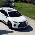 2021 Lexus RX 350 Hybrid