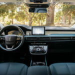 2021 Lincoln Corsair Interior