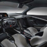 2021 Lotus Evija EV Interior