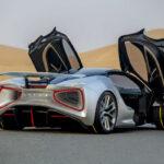 2021 Lotus Evija Exterior