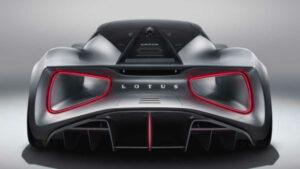 Lotus Evija Hypercar
