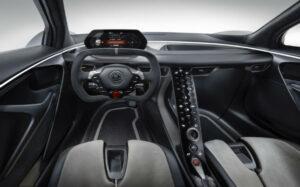2021 Lotus Exige Interior