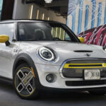 2021 Mini Electric Car