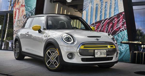 2021 Mini Electric Car