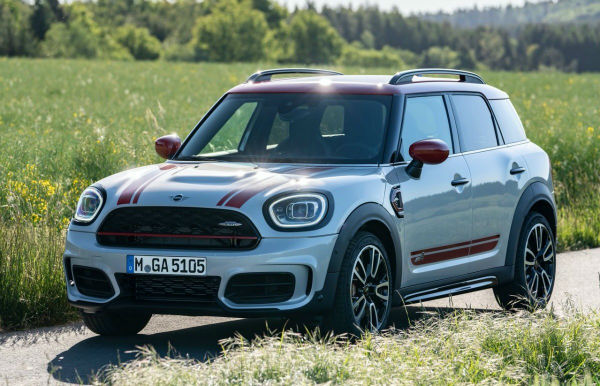 2021 Mini John Cooper Works Countryman All4