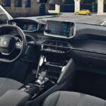 2021 Peugeot 208 Interior